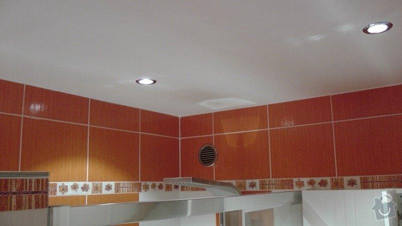 Kompletní rekonstrukce koupelny: 201-08