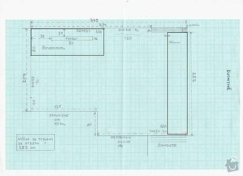 Kuchyňská linka: plan_kuchyne