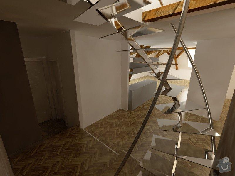 NErezové točité schodiště - atyp: schody01