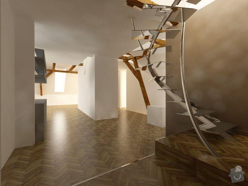 NErezové točité schodiště - atyp: schody02