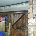 Zednicke prace nahozeni sten a zazdeni vrat 6