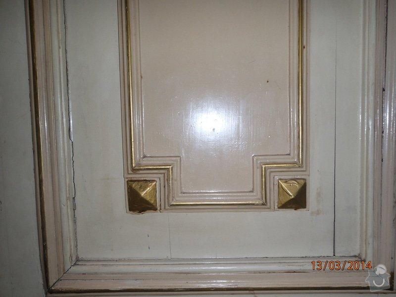 Renovace dveří: P3130647