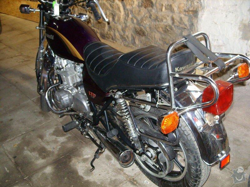 Kompletní čištění motocyklu i auta (Renault): SS855411