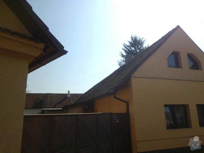 Rekonstrukce střechy 670m2: P1010539