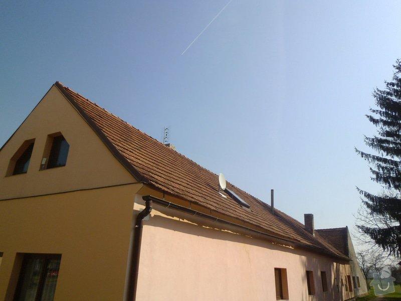 Rekonstrukce střechy 670m2: P1010540