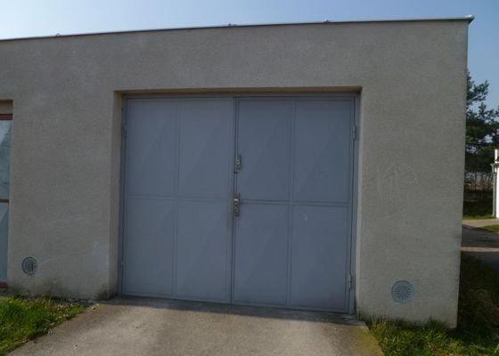 Rekostrukce střechy garáže