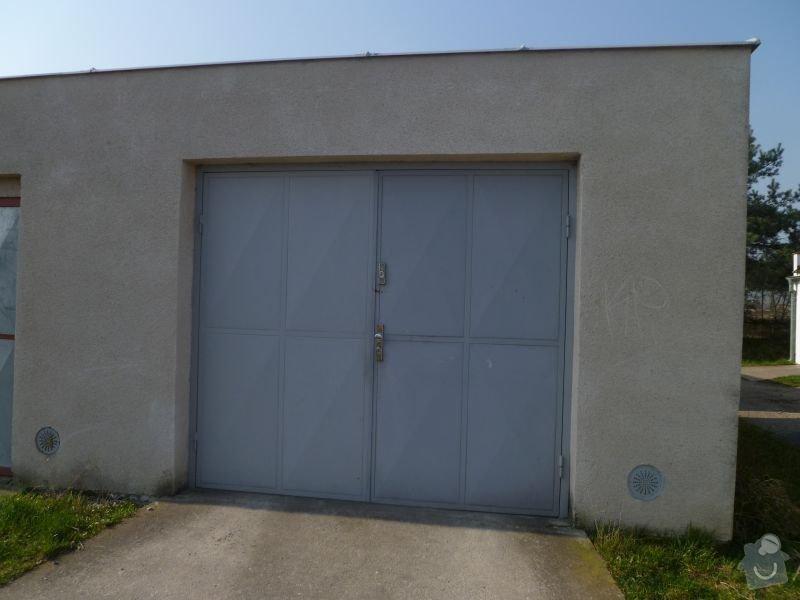 Rekostrukce střechy garáže: 2013-03-30_garaz_001