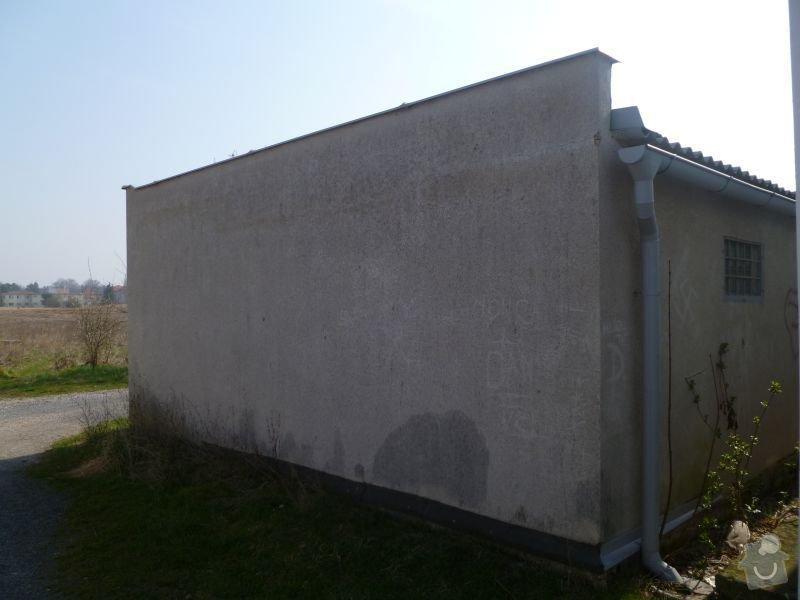 Rekostrukce střechy garáže: 2013-03-30_garaz_003