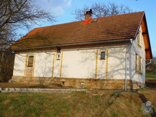 Fasáda na dům : obrazek