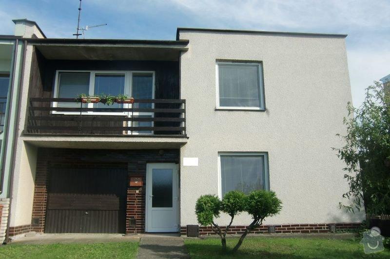 Zateplení domu 160m2: CIMG2202