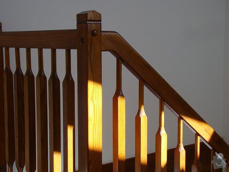 Dřevěné schodiště: DSC08183-008