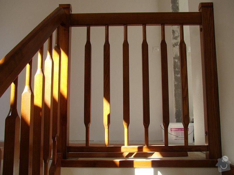 Dřevěné schodiště: DSC08189-014