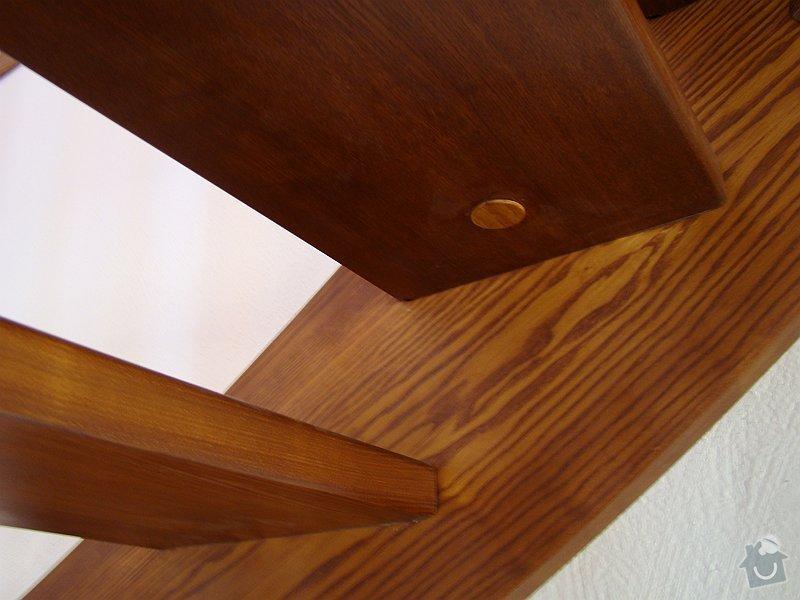 Dřevěné schodiště: DSC08191-016