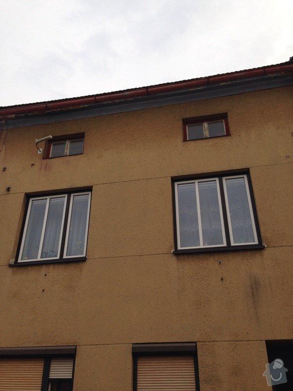 Venkovní omítka rodinného jednopodlažního domu asi 80 m2: 1_image