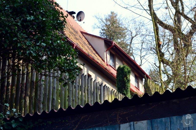 Výměna okapů okolo domu: DSC_0782
