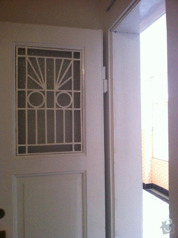 Vchodové interiérové dvoukřídlé dveře: IMG_9925