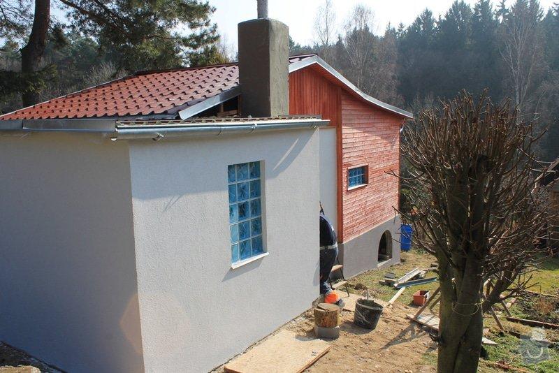 Přístavba rekreační chaty: 27.2.2014_030