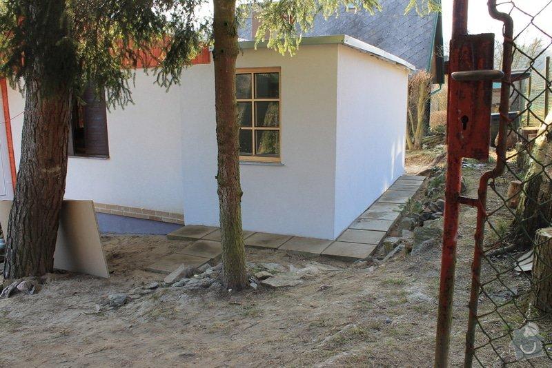 Přístavba rekreační chaty: 27.2.2014_052