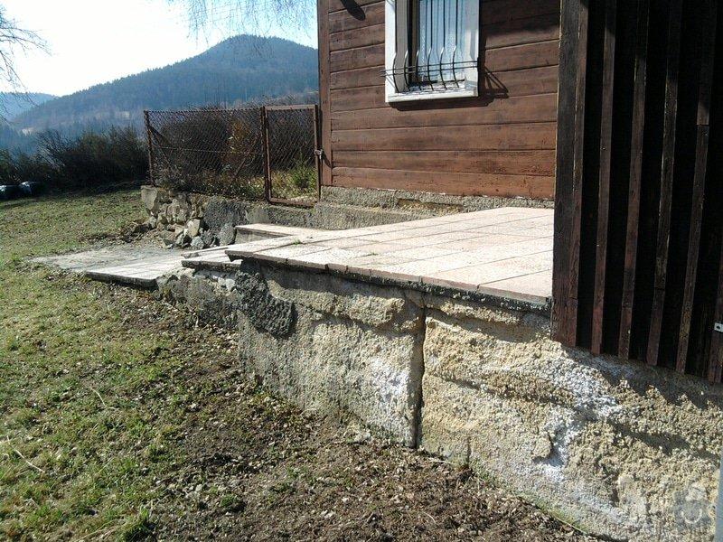 Rekonstrukce venkovních schodů: Fotografie098