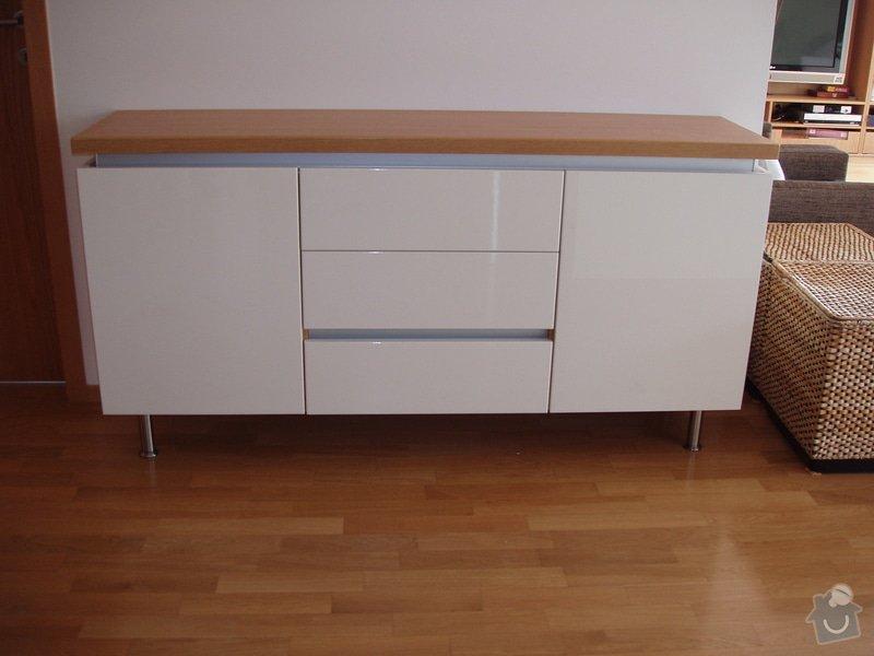 Návrh a výroba vestavné skříně: sk_P4220022