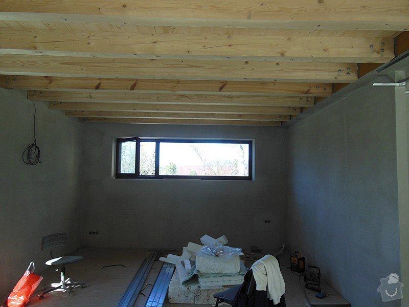 Olejový nátěr pohledového dřeva: DSCN1501