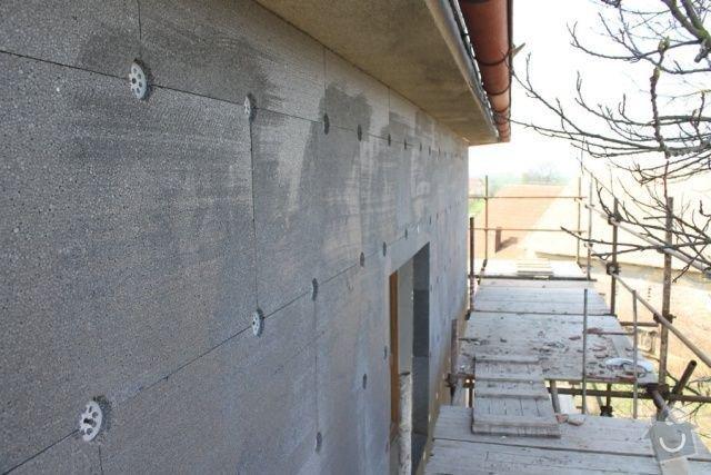 Polyfunkční dům - rekonstrukce a zateplení fasády: D2