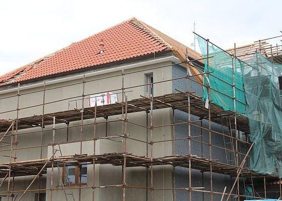 Polyfunkční dům - rekonstrukce a zateplení fasády