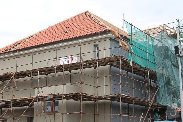 Polyfunkční dům - rekonstrukce a zateplení fasády: D3