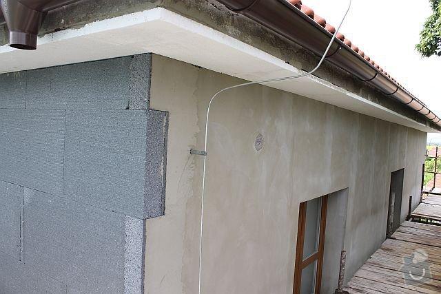 Polyfunkční dům - rekonstrukce a zateplení fasády: D4