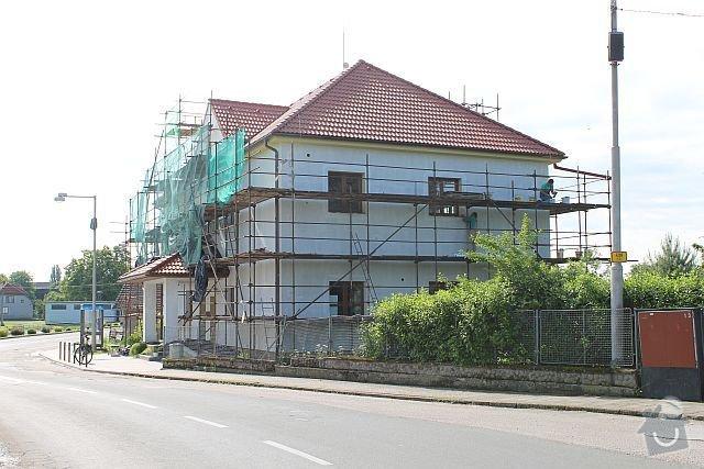 Polyfunkční dům - rekonstrukce a zateplení fasády: D5
