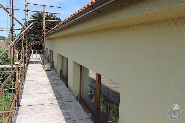 Polyfunkční dům - rekonstrukce a zateplení fasády: D6