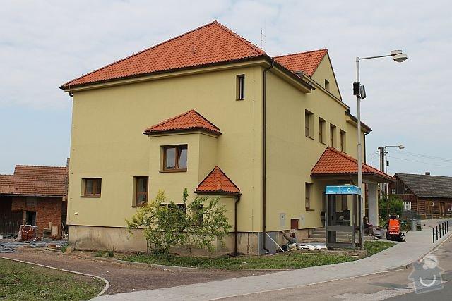 Polyfunkční dům - rekonstrukce a zateplení fasády: D7