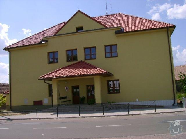 Polyfunkční dům - rekonstrukce a zateplení fasády: D8