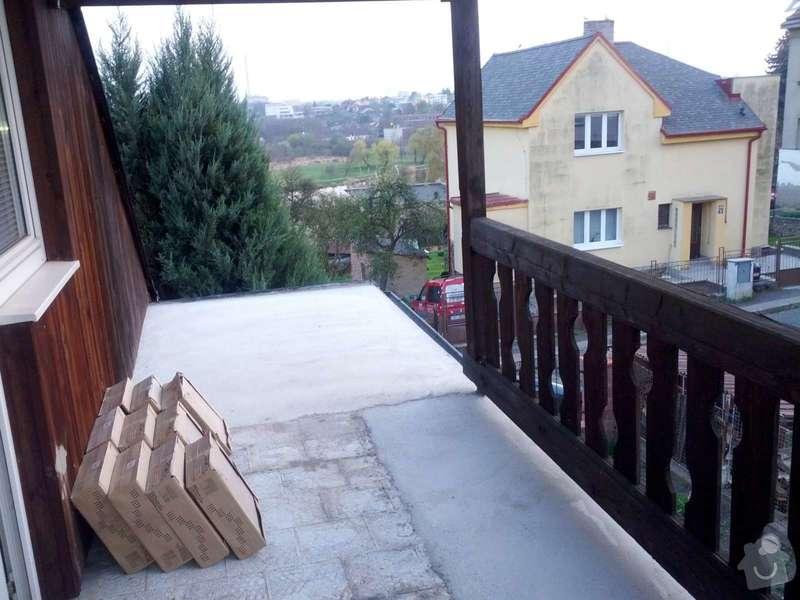 Terasa - dřevěné zábradlí: 2014-04-02_19.25.04