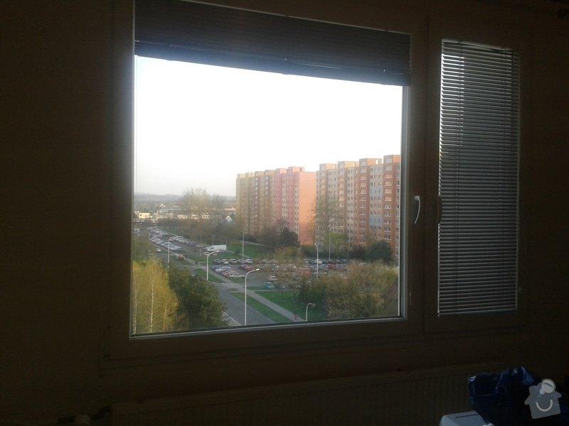 Plastový parapet pod okna: 20140402_183648