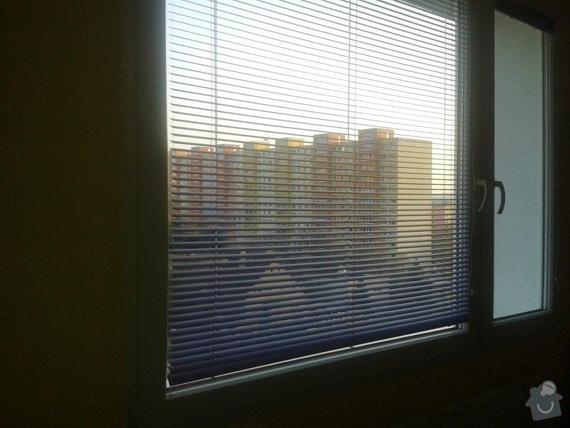 Plastový parapet pod okna: 20140402_183953