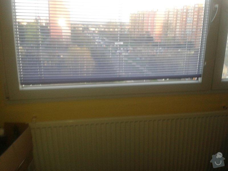 Plastový parapet pod okna: 20140402_184013