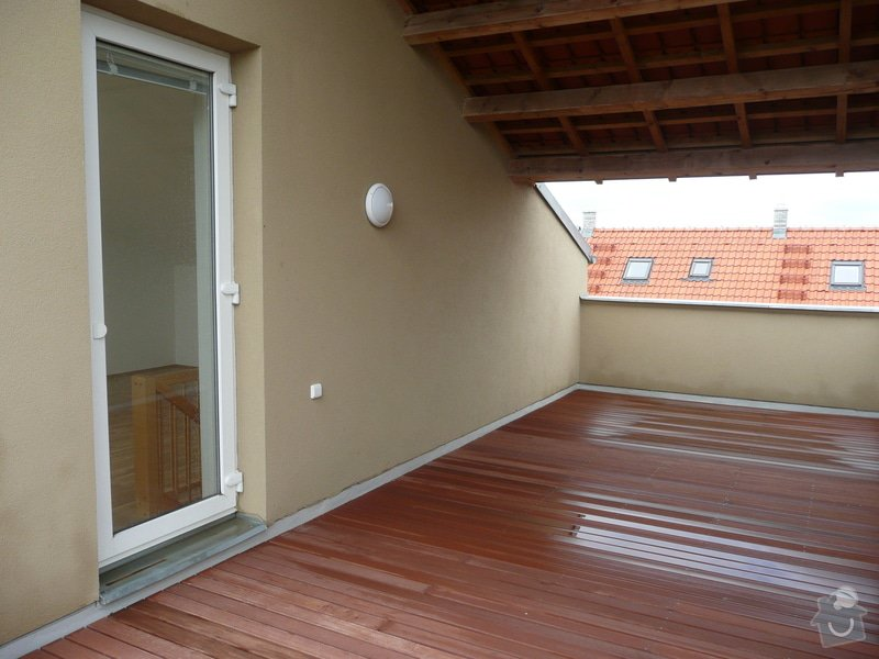 Oprava zatékající terasy do domu: P1030978