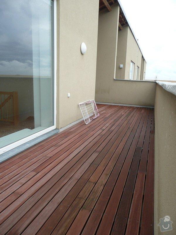 Oprava zatékající terasy do domu: P1030974