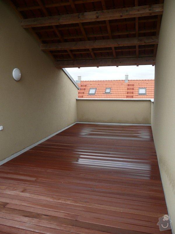 Oprava zatékající terasy do domu: P1030977
