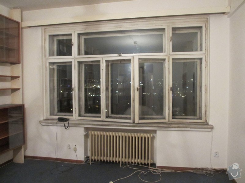 Klasicke latkove rolety: okno_obyvak