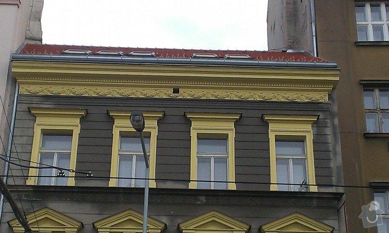 Kompletní rekonstrukce střechy činžovního domu: IMAG0132