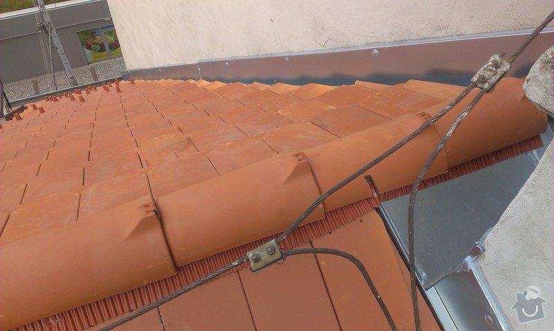 Kompletní rekonstrukce střechy činžovního domu: IMAG0118