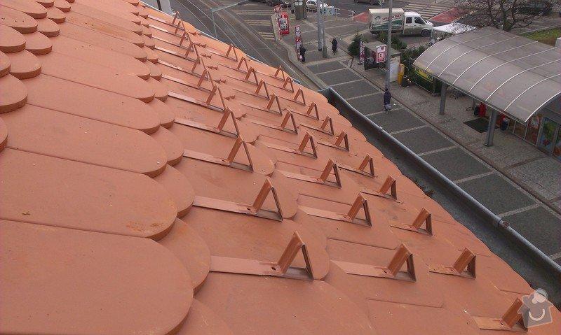 Kompletní rekonstrukce střechy činžovního domu: IMAG0109