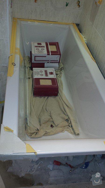 Výměna vany, obklady, zdění: 2014-04-01_09.07.56