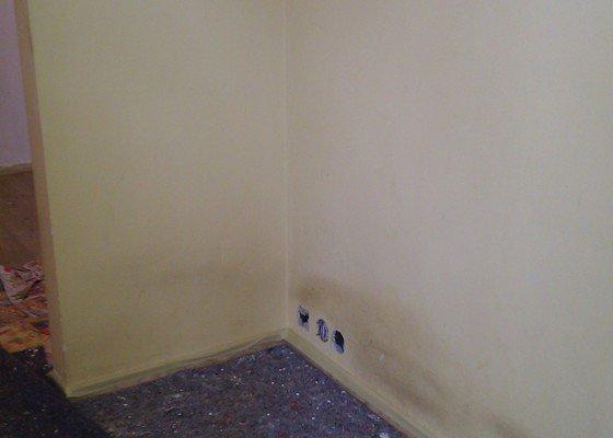 Kompletní vymalování bytu 1+1, 45 m2, P-3 Žižkov