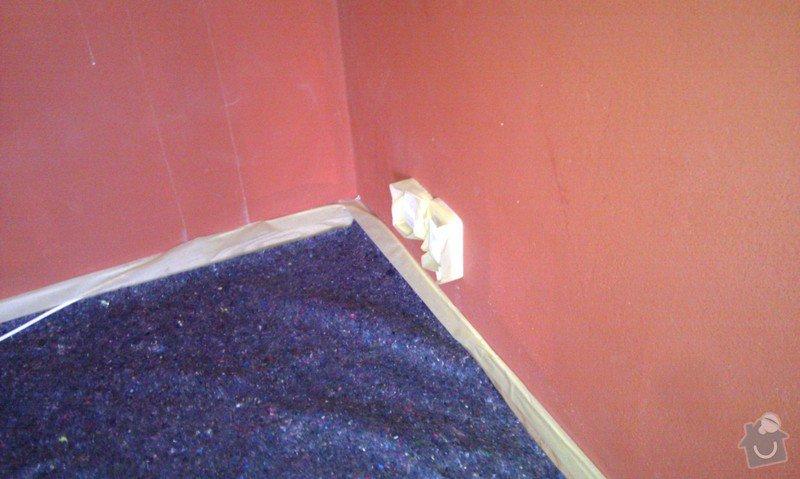 Kompletní vymalování bytu 1+1, 45 m2, P-3 Žižkov: IMAG2468