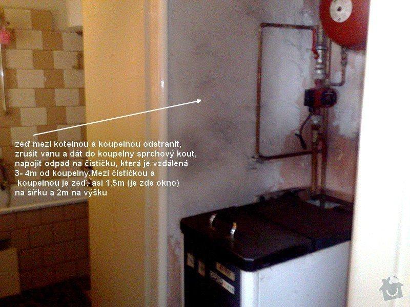 Rekonstrukce podlah,oken,dveří, střechy : kotelna_a_koupelna