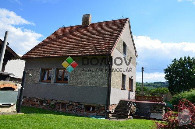 Elektrorekonstrukci rodinneho domu: 03_Dum_pohled_zezadu
