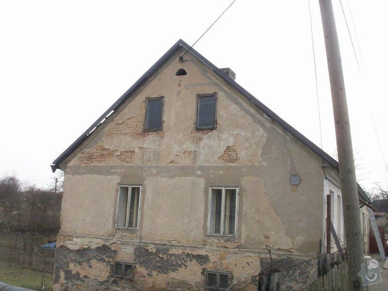 Rekonstrukce staré střechy: PICT3890